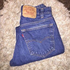 Men's Vintage Levi's 505 Jeans
